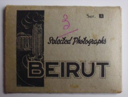 BEIRUT - 10 Selected Photohgraphs