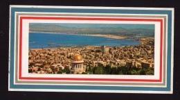 Jolie Photo De Haifa (Israël), Vue Générale, Années 1960 - Lieux