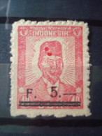 NEDERLAND EX-COLONIES /  VARIETY 2 RED SPOTS / MNH ** /  INDONESIA - Pays-Bas