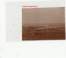 Orig.photo Allemande- GARE Port  Bateaux Lieu A Identifier(FRONT DE L´EST Guerre14-18) - Oorlog 1914-18