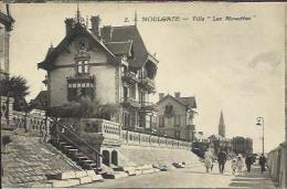 """CPA De HOULGATE - Villa """" Les Mouettes """". - Houlgate"""