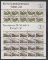 Liechtenstein - CEPT (1977) FDC - Europa-CEPT