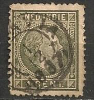 Timbres - Pays-Bas - Indes Néerlandaises - 1876-1886 - 1 Cent. -