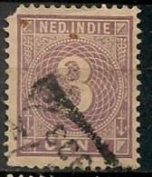 Timbres - Pays-Bas - Indes Néerlandaises - 1883-1890 - 3 Cent. -