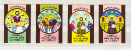 Сhristian Labels-stickers.(0631A). - Fantasy Labels