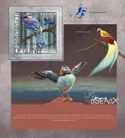 gu14201b Guinea 2014 Birds s/s