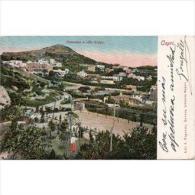 ITLATP1340C-LFTD5411.TARJ ETA POSTAL DE ITALIA.Casas Y Urbanisacion De Villa Krupp.Isla De CAPRI - Edificios & Arquitectura