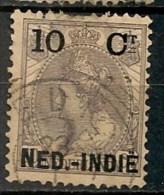 Timbres - Pays-Bas - Indes Néerlandaises - 1899 - 10 Cent. -