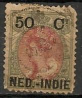 Timbres - Pays-Bas - Indes Néerlandaises - 1899 - 50 Cent. -