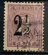 Timbres - Pays-Bas - Indes Néerlandaises - 1899 - 2 1/2 Cent. -