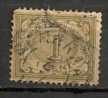 Timbres - Pays-Bas - Indes Néerlandaises - 1902-1909 - 1 Cent. -