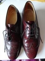 VINTAGE : ORIGINAL SAXONE SHOES - Shoes