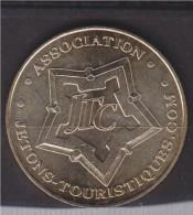 Association Jetons Touristiques Monnaie De Paris France 2012 - 2012
