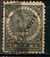 Timbres - Pays-Bas - Indes Néerlandaises - 1902-1909 - 20 Cent. -