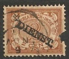 Timbres - Pays-Bas - Indes Néerlandaises - 1902-1909 - Dienst. - 2 Cent. -