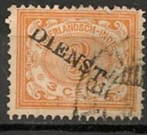 Timbres - Pays-Bas - Indes Néerlandaises - 1902-1909 - Dienst. - 3 Cent. -