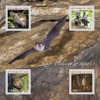 nig14306a Niger 2014 Bat s/s