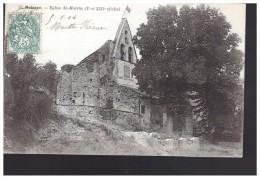 Moissac  Eglise Saint Martin - Moissac