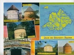 CP76811 - Route Des Colombiers Cauchois - Seine Maritime-  Carte Souvenir, Vues Diverses - France