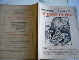 78-Histoire Illustrée Guerre 1914 - La Chipotte-Launois-Roville Aux Chênes-Magnières-Xaffévillers-St Pierremont-Ménil- - Riviste & Giornali