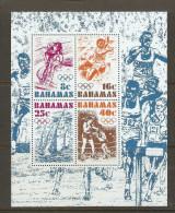 Bahamas  - 1976 Olympics s/sheet MNH **  SG 482  Sc 391a