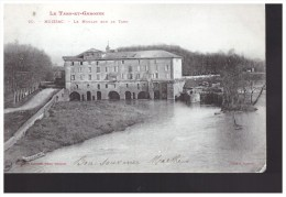 Moissac  Le Moulin Sur Le Tarn - Moissac