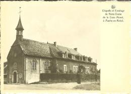 """CP De AISCHE-en-REFAIL """" Chapelle Et Ermitage De Notre-dame De La Croix Monet  """" - Eghezée"""