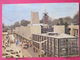 Belgique - Bruxelles - Eglise - Carillon électronique Et Pavillons - Recto-verso - Bauwerke, Gebäude