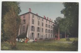 Combronde . Château De Chavanon. - Combronde
