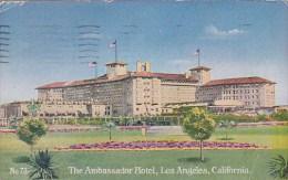 California Los Angeles The Ambassador Hotel 1927