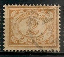Timbres - Pays-Bas - Indes Néerlandaises - 1902-1909  - 2 Cent. -