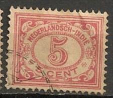 Timbres - Pays-Bas - Indes Néerlandaises - 1902-1909  - 5 Cent. -