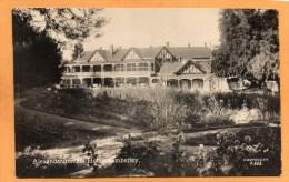Alexandersfontein Hotel Kimberley 1910 Real Photo Postcard - Bermudes