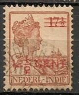 Timbres - Pays-Bas - Indes Néerlandaises - 1920-1922  -  17 1/2 Cent. -
