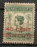 Timbres - Pays-Bas - Indes Néerlandaises - 1920-1922  -  50 Cent. -