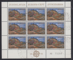 Jugoslavia - CEPT (1977) FDC - Europa-CEPT
