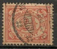 Timbres - Pays-Bas - Indes Néerlandaises - 1920-1922  -  2 1/2 Cent. -