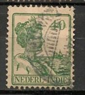 Timbres - Pays-Bas - Indes Néerlandaises - 1920-1922  -  40 Cent. -