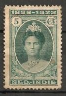Timbres - Pays-Bas - Indes Néerlandaises - 1920-1922  -  5 Cent. -