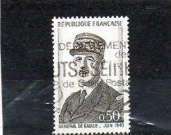 FRANCE    50 C     1971    Y&T: 1695       Oblitéré - France
