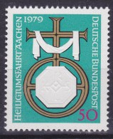 BRD 1979 Heiligtumsfahrt Aachen - Christentum