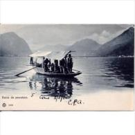 ITLATP1343C-LFTD7068TPROAP.TARJETA POSTAL DE ITALIA.Artesanos Pescadores En Barca De Pesca,navegando - Pesca