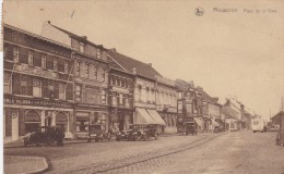 Mouscron - Place De La Gare - Moeskroen