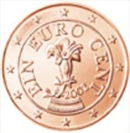 Oostenrijk 2013      1 Cent      UNC Uit De Rol  UNC Du Rouleaux  !! - Autriche