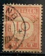 Timbres - Pays-Bas - Indes Néerlandaises - 1902-1909 - Taxes - PORT - 10 Cent. -