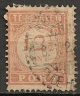 Timbres - Pays-Bas - Indes Néerlandaises - 1902-1909 - Taxes - PORT - 12 1/2 Cent. -