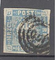 Holstein: Yvert N°9°; Cote 80.00€ - Schleswig-Holstein