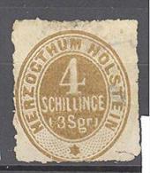 Holstein: Yvert N°14°; Cote 100.00€; Clair; PETIT PRIX A PROFITER!!! - Schleswig-Holstein