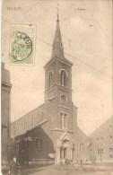 Tilleur Saint Nicolas L'église Annimée Edit.debras Marcovici - Saint-Nicolas