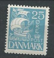 1927 MH Denemarken, Danmark, Ongebruikt - 1913-47 (Christian X)